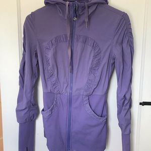 Lululemon Dance Studio Jacket III Nightfall